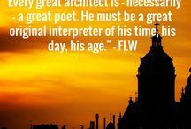 Architecture Quotables