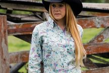 Girls Western Shirts / Brigalow Girls Western Shirts