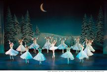 OUR NEW BLOG!   / Creating the Nutcracker