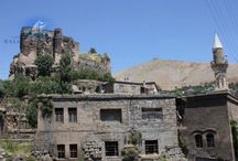 Traveling Places in Bitlis Turkey