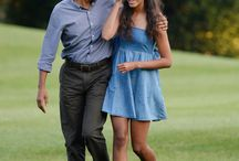 The Obamas