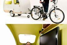 İlginç karavanlar