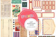 Ephemera / by Leeanna Dodson Martinez