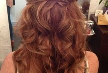 Wedding Hair Styles / Bridal hair inspiration for brides and bridesmaids.