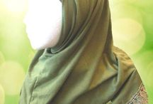 Girls Hijabs / Check out our girl hijabs now available at http://www.reflectionsofiman.com/categories/Girls/Girls-Hijab-/