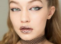 Spring 2017 Makeup Trends / Beauty and makeup looks from the Spring 2017 ready to wear fashion shows