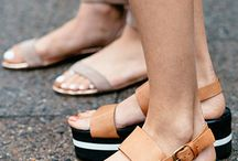 Sandals / Inspiration