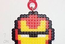 Iron man Hama beads