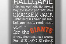 Giants Baseball ❤️ / by Norma Cardenas