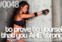 Fitness Motivation / by Valerie Sears