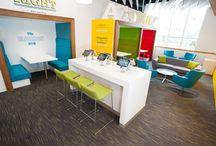 Morrisons Academy / Recent Installation for Morrison's Supermarket