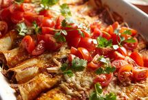 Mexican dishes / by Kathy Robinson Vollmer