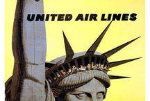 Vintage travel / posters