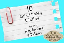 Preschool critical thinking