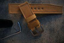canvas watch straps