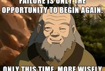 """Uncle Iroh advice / """"Sick of tea? That's like being sick of breathing!"""""""