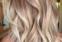 Ombre saç rengi