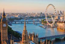 Capital Cities / London - Capital of England Rome - Capital of Italy