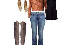 Clothing wishlist / by Lauren Nelson