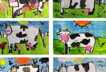 Prep farm art