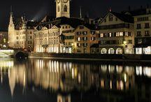 Zurich, Switzerland / by Lebanon Road