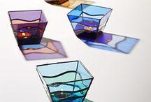 Pintura en Vidrio