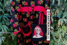 Otantik Elbiseler- Dresses