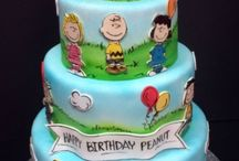 Charlie Brown Cakes