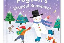 My Magical Snowman Personalized Book / A special personalized book sure to make your heart melt this holiday! / by I See Me! Personalized Children's Books