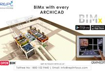 Architecture Software / ARCHICAD offers the best BIM design workflow: ARCHICAD provides a design-focused, creative and intuitive workflow. The tools have rich geometry and their usage is flexible, for maximum design freedom.