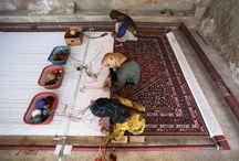 West Asia weaving