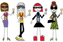 Wine & Dine Me / by Sylvia Lewis
