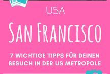 Kalifornien | California / Kalifornien, California, Kalifornien Reise, Kalifornien Tipps, Los Angeles, San Francisco, San Diego, Big Sur