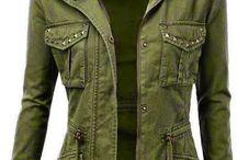 jackets / I am a jacket kind of girl