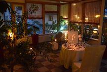 Candle-light Dinner / Erleben Sie romantische Stunden im Hotel Almrausch**** und lassen Sie sich exklusiv im Restaurant verwöhnen.
