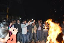 LOHRI CELEBRATIONS AT ZAPBUILD!!! / The cozyness of togetherness, giggles and laughters, dancing to the dhol beats, relishing the crunch revaries, going nuts for peanuts were the highlights of the show when Zapiens celebrated Lohri with full enthusiasm. :)