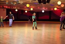 Skate on over... / 80's roller skate reunion