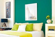 Verde Jade / Lleva la decoración de tu hogar a un estado de permanente equilibrio y tranquilidad con el acabado Verde Jade.