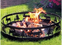 Outdoor Fire Pit Party / Recipes and tips for a fantastic and fun outdoor fire pit party!