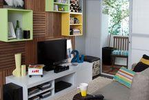 Living room wall / Living room wall / by Claudia Mazzocchettu
