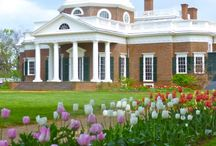Monticello (Virginia) / I have been to Monticello several times and it is a interest historic place to visit.  / by Mary Lancaster