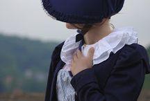 regency bonnet, cap, hat