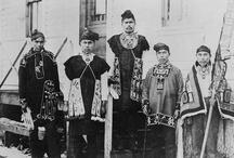 Tlingit men