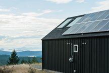 A houses / W temacie domu dla osób młodych i otwartych na świeże podejście w architekturze.
