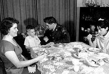 Elvis mit Vera Tschechowa