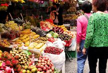 Markets and street food