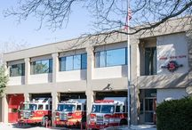 Fire Stations / Photos of the 13 different Fire Stations located within the Salt Lake City Fire Department service area