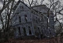 Fina hus / Övergivet hus