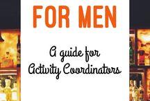 mens activity