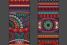 Wzory azteckie